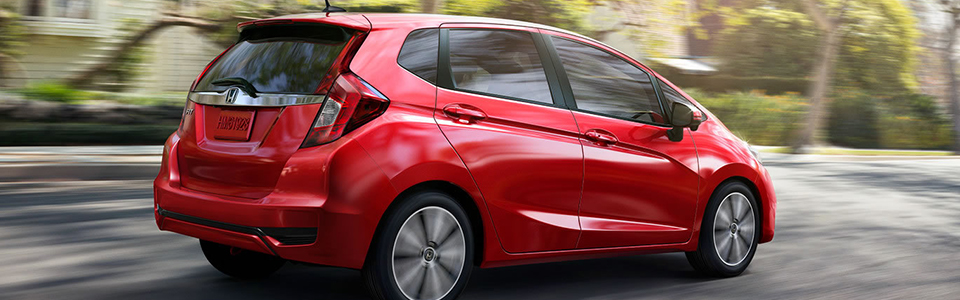 2019 Honda Fit Safety Main Img