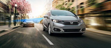 2019 Honda Fit safety