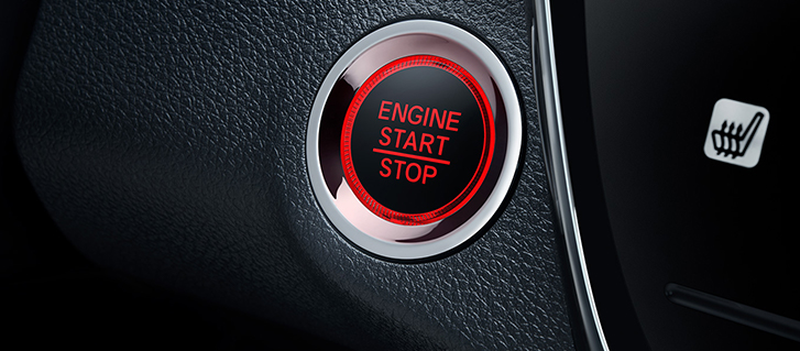 2019 Honda HR-V Crossover push button start