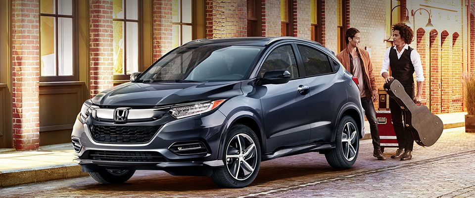 2019 Honda HR-V Crossover For Sale in Golden