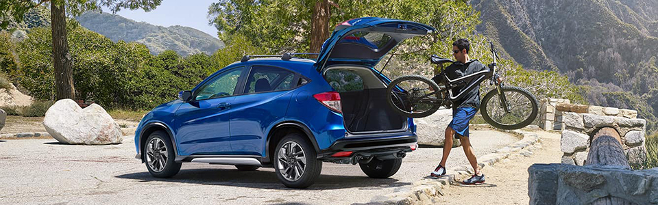 2019 Honda HR-V Crossover Safety Main Img