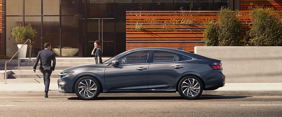 2019 Honda Insight Appearance Main Img