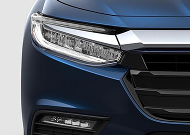 2019 Honda Insight Daytime Running Lights