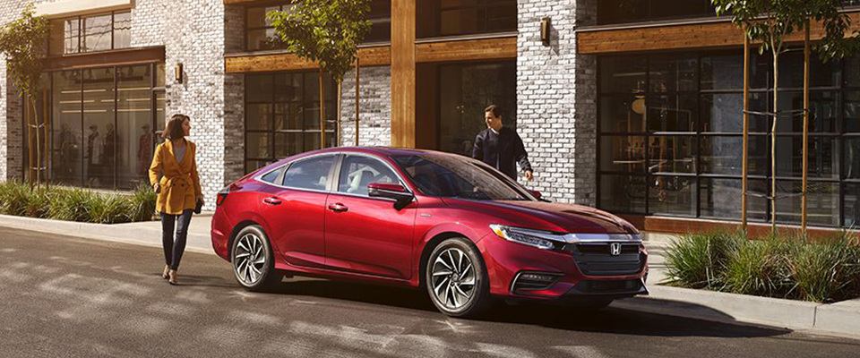 2019 Honda Insight For Sale in Huntington