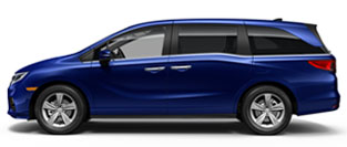 2019 Honda Odyssey For Sale in Huntington