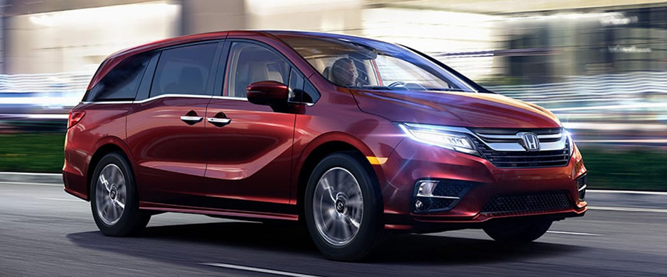 2019 Honda Odyssey For Sale in Boise