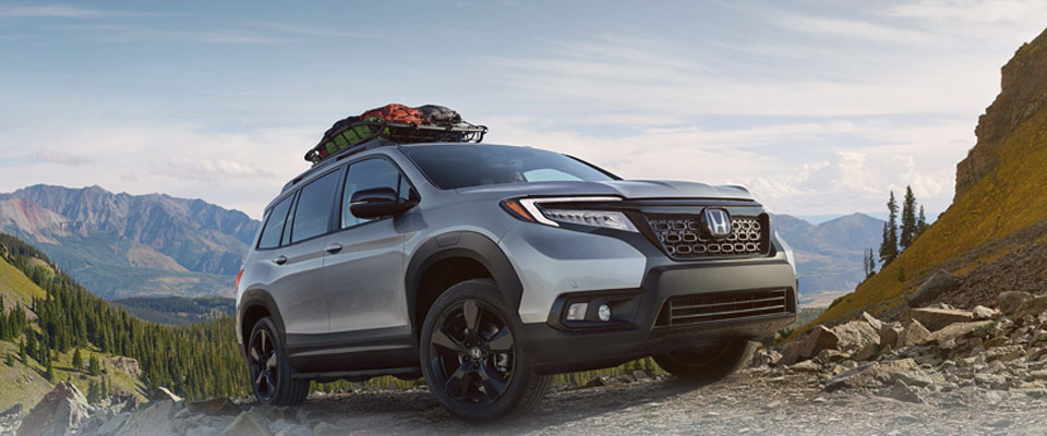 2019 Honda Passport For Sale in Rome