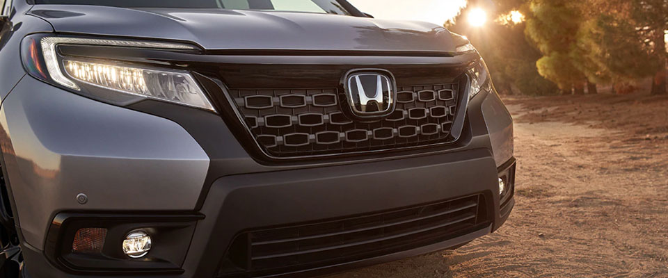 2019 Honda Passport Safety Main Img