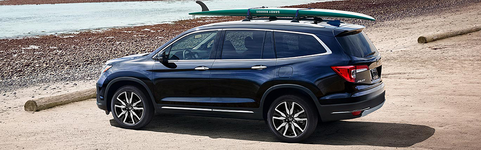 2019 Honda Pilot Safety Main Img