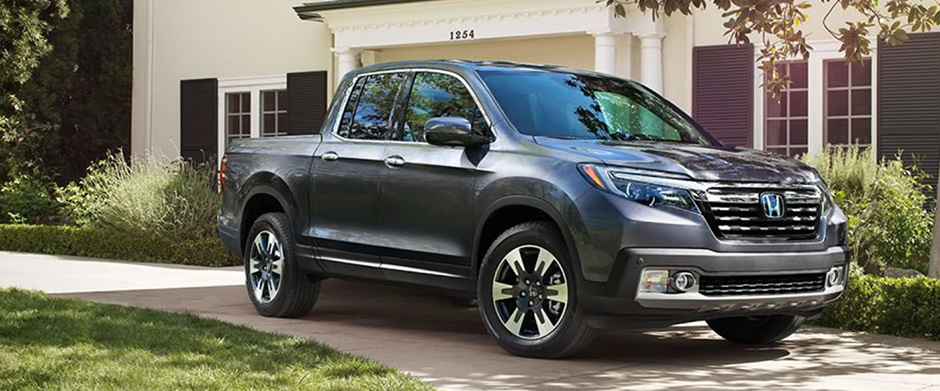 2019 Honda Ridgeline For Sale in Garden City
