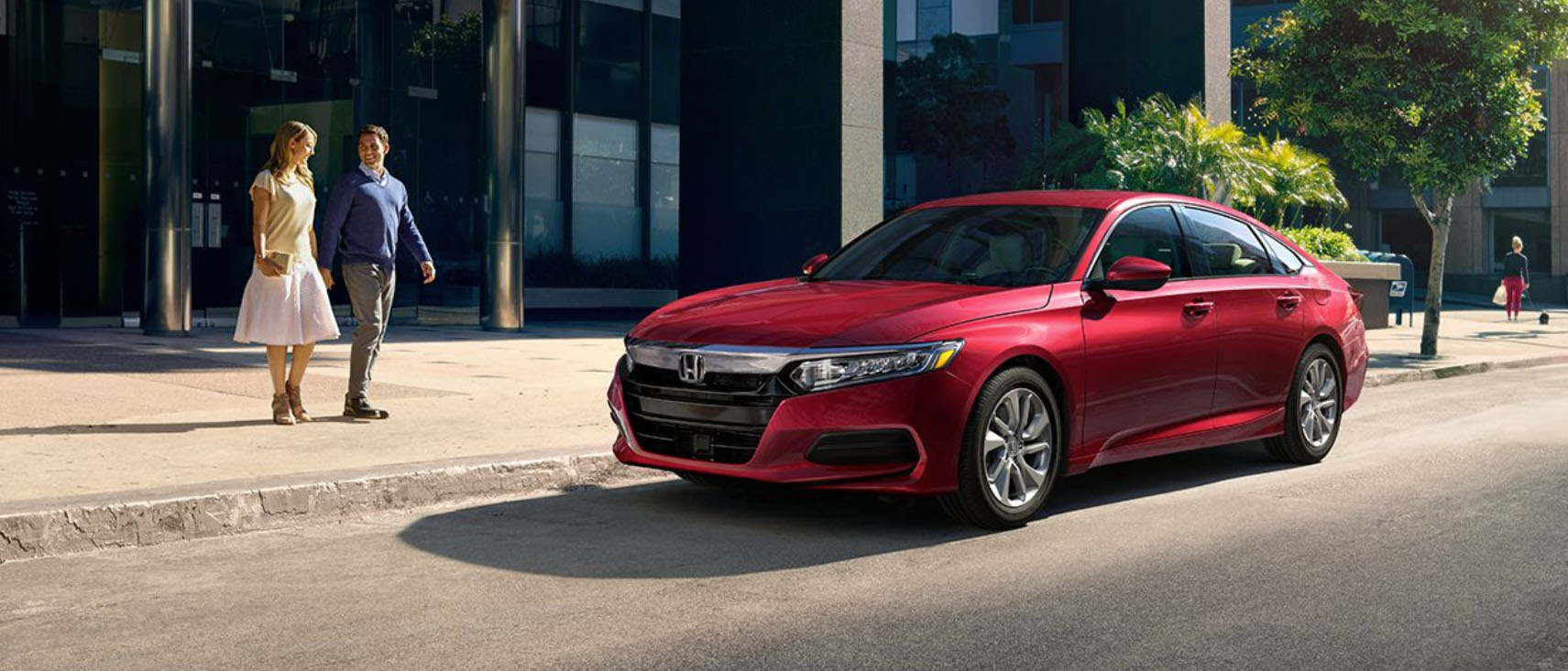 2020 Honda Accord Hybrid Appearance Main Img