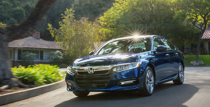 2020 Honda Accord Hybrid performance