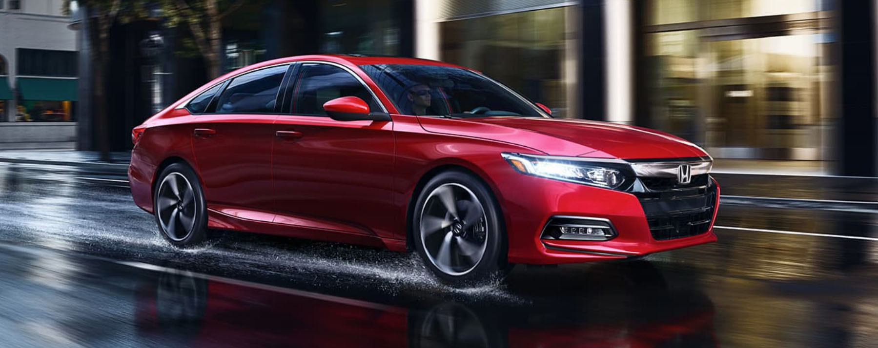 2020 Honda Accord Appearance Main Img