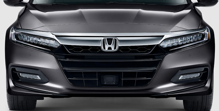 2020 Honda Accord appearance