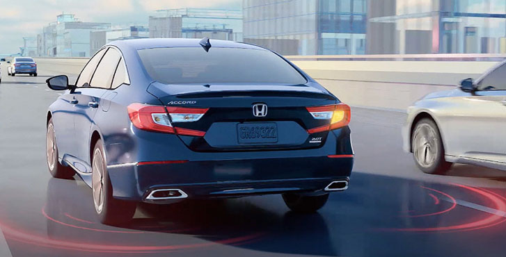 2020 Honda Accord safety