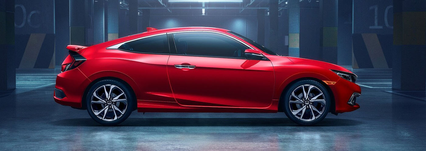 2020 Honda Civic Coupe Appearance Main Img