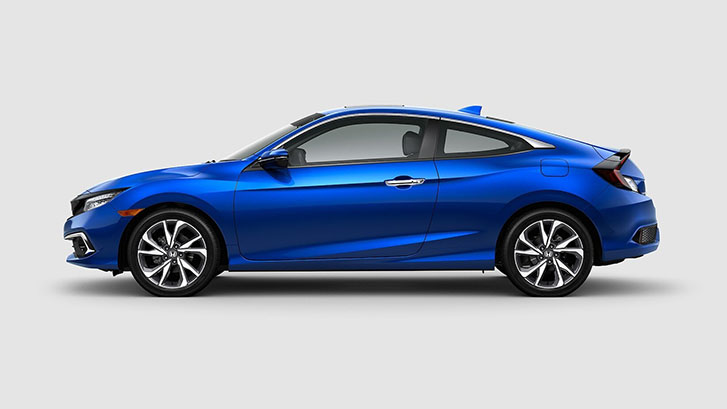 2020 Honda Civic Coupe appearance
