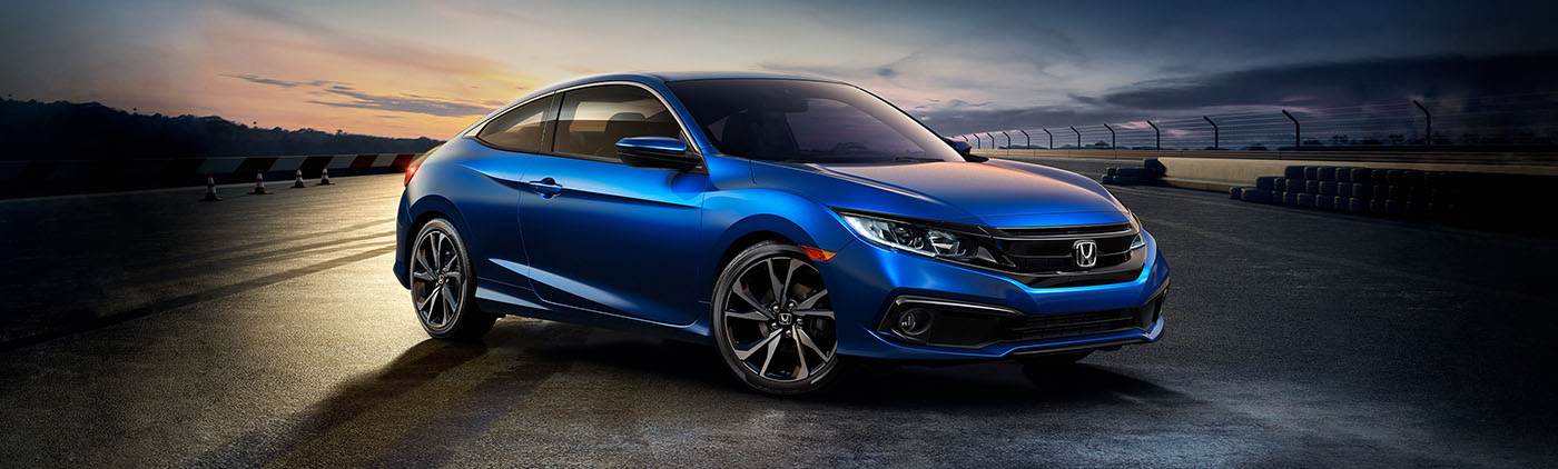 2020 Honda Civic Coupe For Sale in Spokane