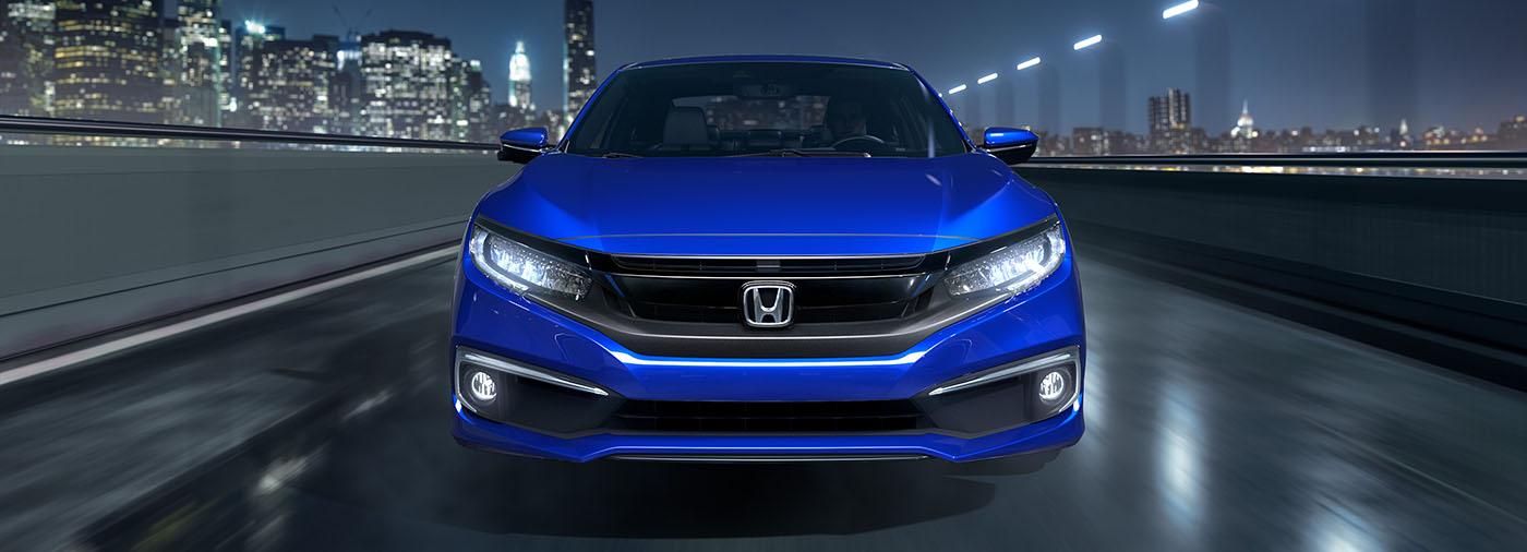 2020 Honda Civic Coupe Safety Main Img