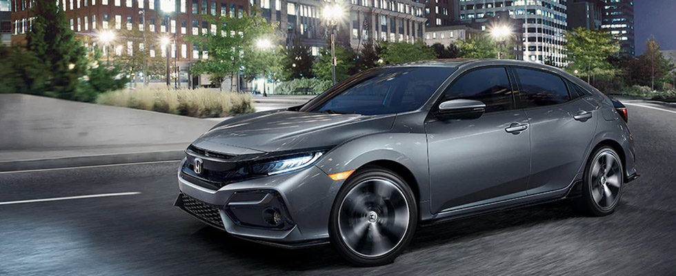 2020 Honda Civic Hatchback Appearance Main Img