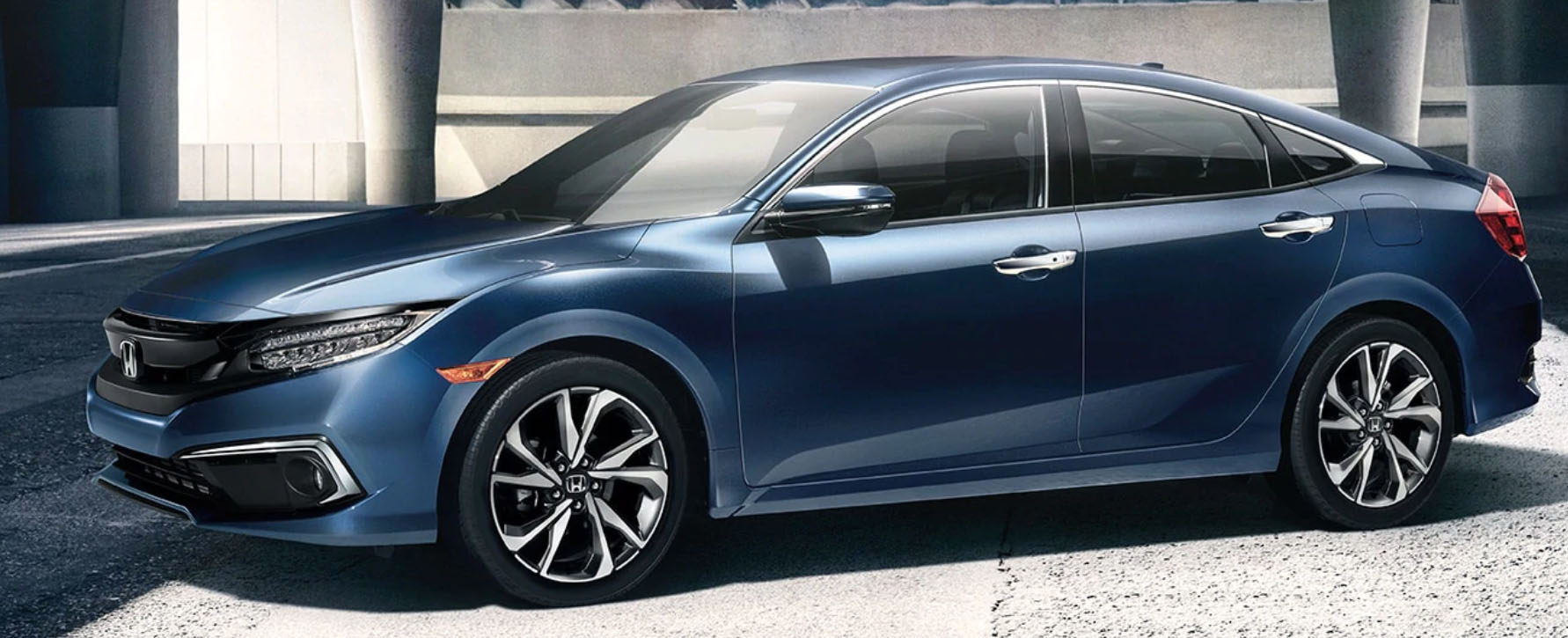 2020 Honda Civic Sedan Appearance Main Img