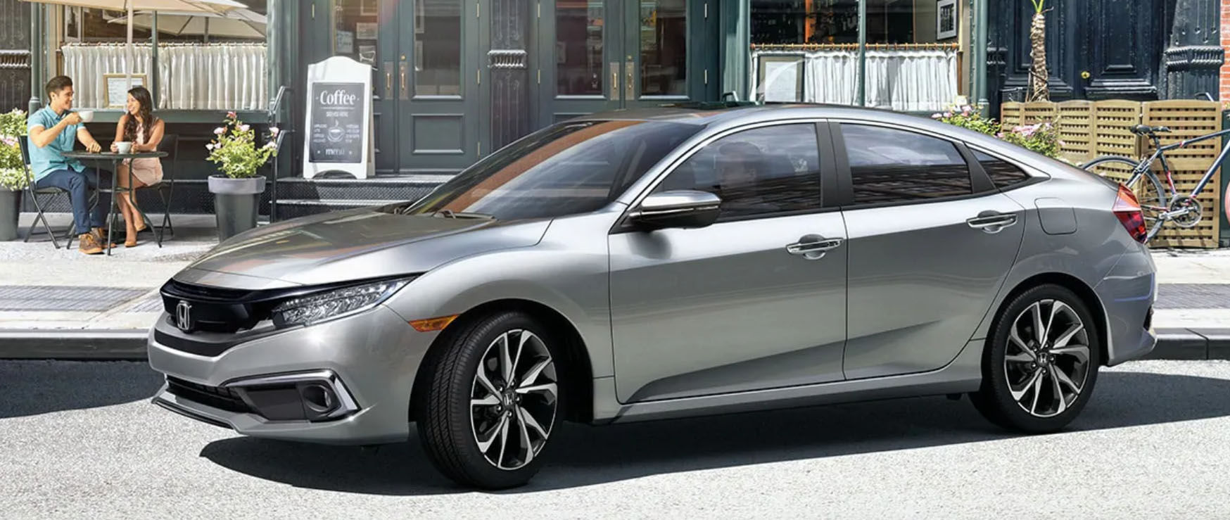 2020 Honda Civic Sedan For Sale in Huntington