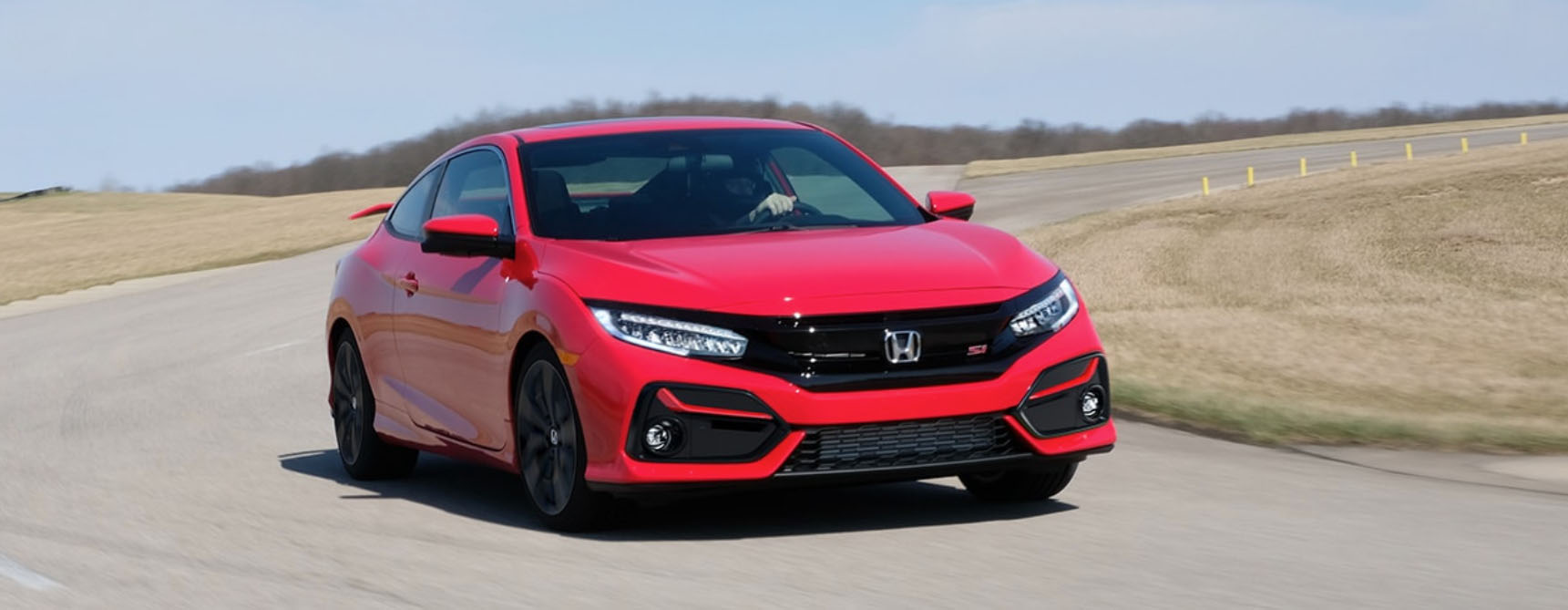 2020 Honda Civic Si Coupe Appearance Main Img