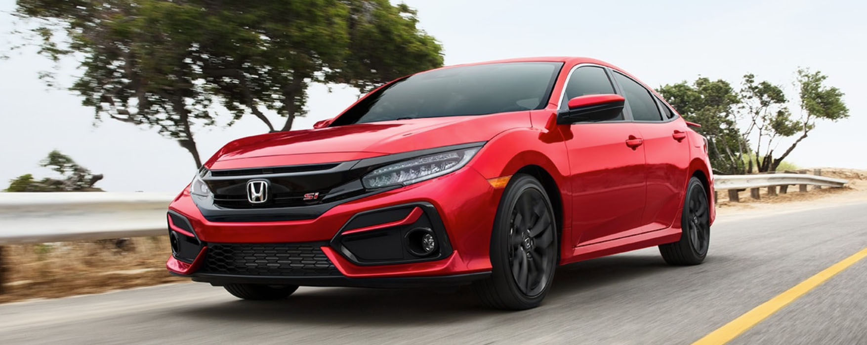2020 Honda Civic Si Sedan Appearance Main Img