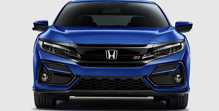 2020 Honda Civic Si Sedan appearance