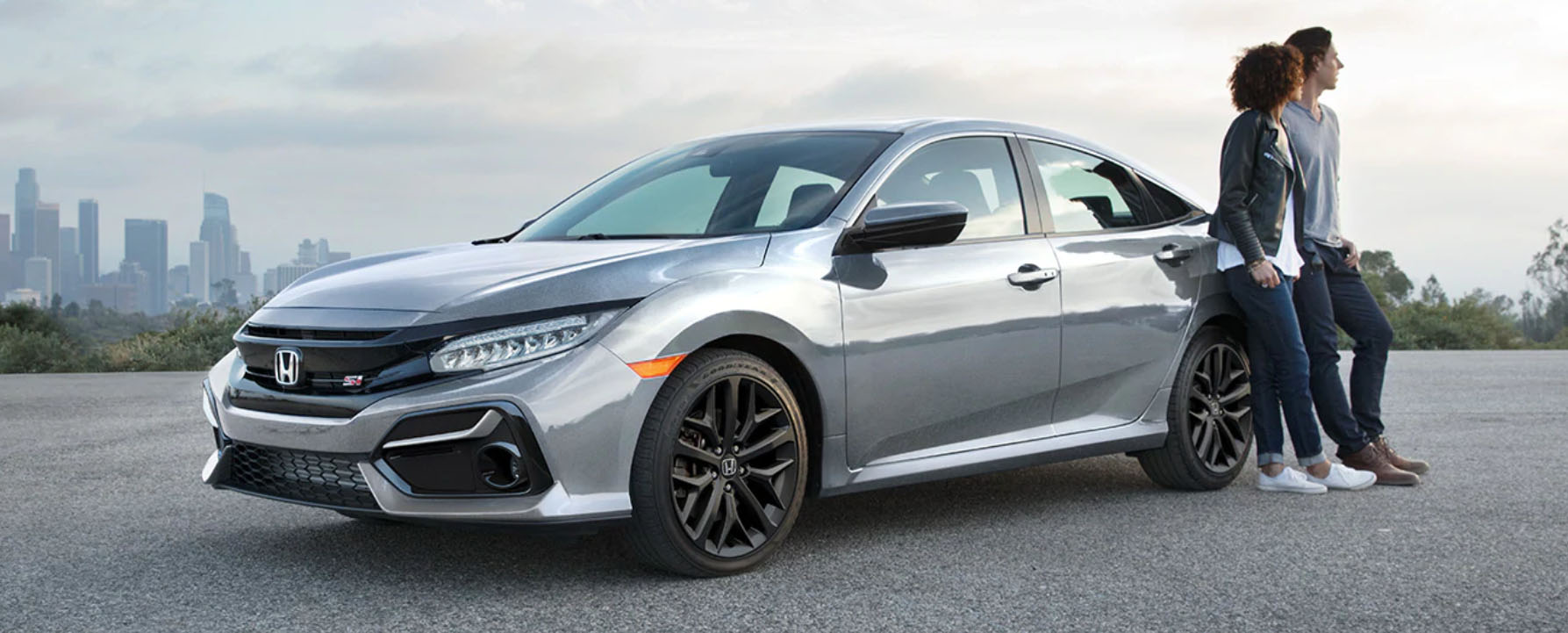2020 Honda Civic Si Sedan For Sale in Huntington