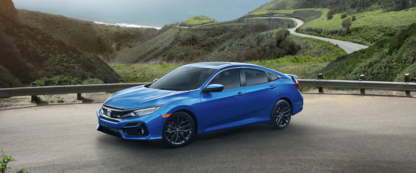 2020 Honda Civic Si Sedan Safety Main Img