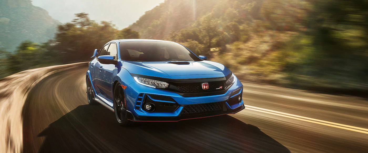 2020 Honda Civic Type-R Appearance Main Img