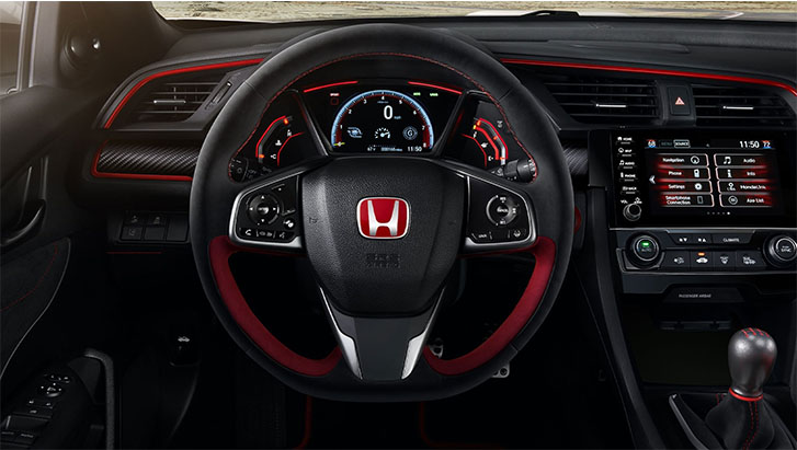 2020 Honda Civic Type-R comfort