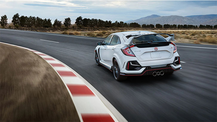 2020 Honda Civic Type-R performance