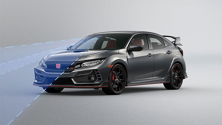 2020 Honda Civic Type-R safety