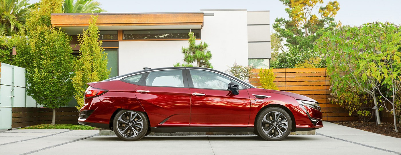 2020 Honda Clarity Fuel Cell Appearance Main Img