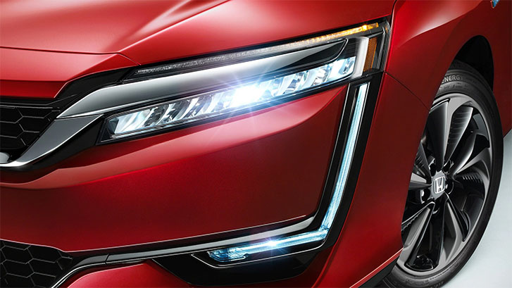 2020 Honda Clarity Fuel Cell appearance