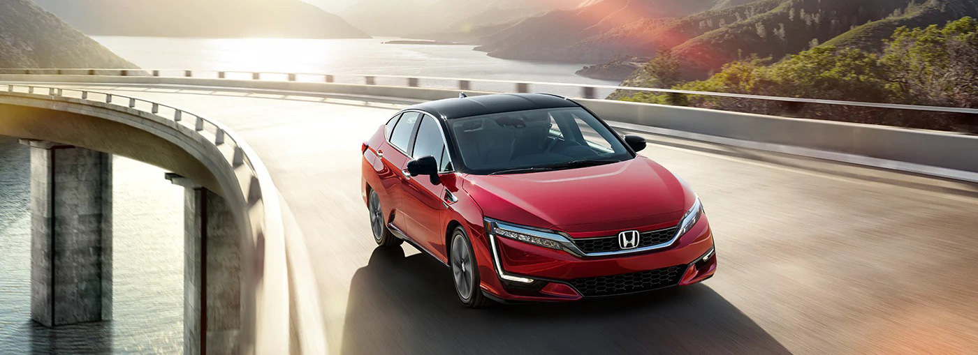 2020 Honda Clarity Fuel Cell For Sale in Garden City
