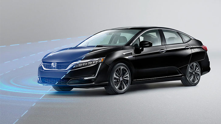 2020 Honda Clarity Fuel Cell safety