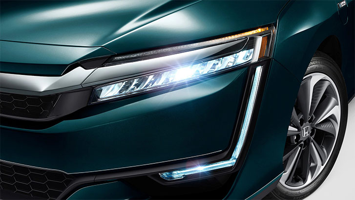 2020 Honda Clarity Plug-In Hybrid appearance
