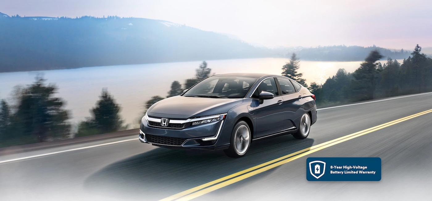 2020 Honda Clarity Plug-In Hybrid For Sale in Everett