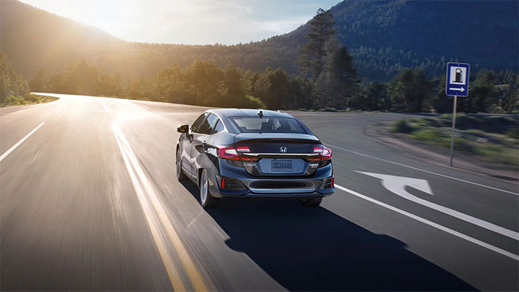2020 Honda Clarity Plug-In Hybrid performance
