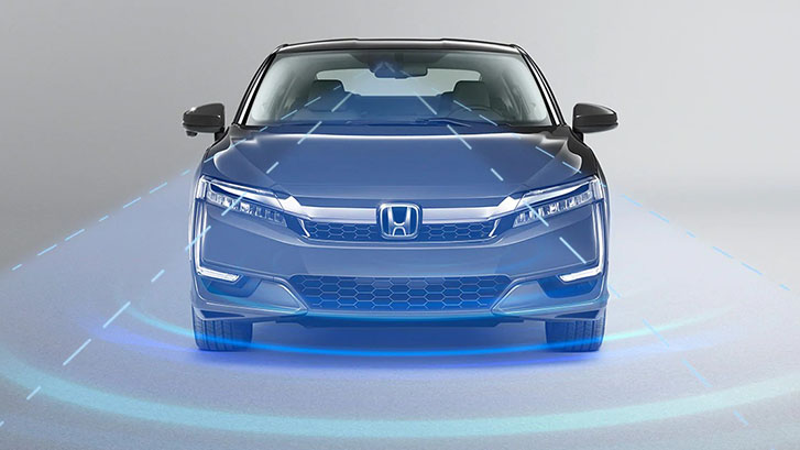 2020 Honda Clarity Plug-In Hybrid safety