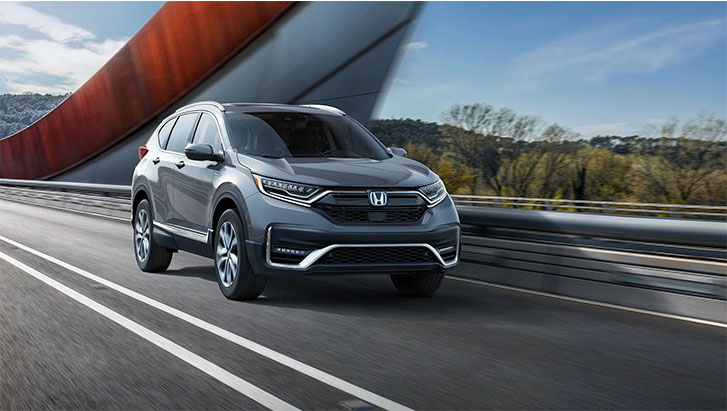 2020 Honda CR-V Hybrid performance