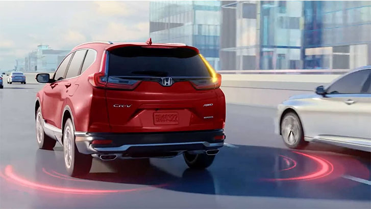 2020 Honda CR-V Hybrid safety