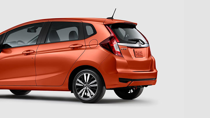 2020 Honda Fit appearance
