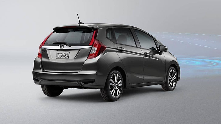 2020 Honda Fit safety