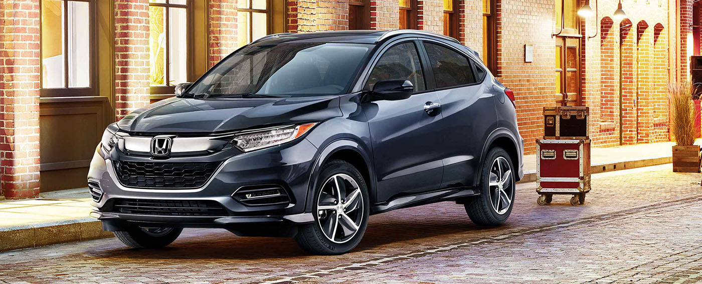2020 Honda HR-V Safety Main Img