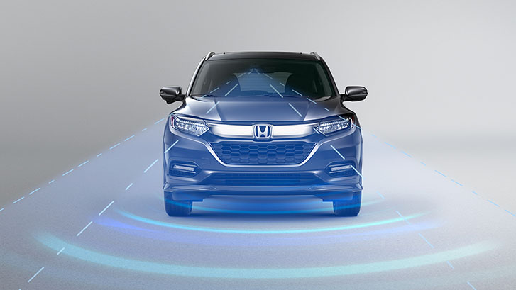 2020 Honda HR-V safety