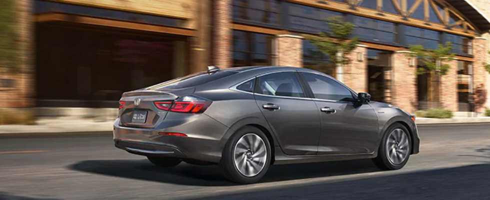 2020 Honda Insight Appearance Main Img
